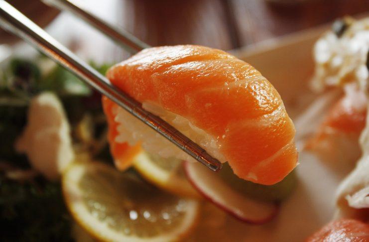Lax för gravida på Sushi Yama i Söderhallarna Nyhetsgram