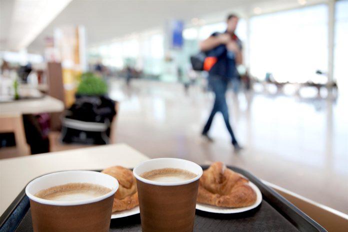 Frukostbuffé på ditt hotell nära Arlanda